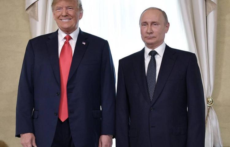 Trump ziet uit naar volgende top met Poetin