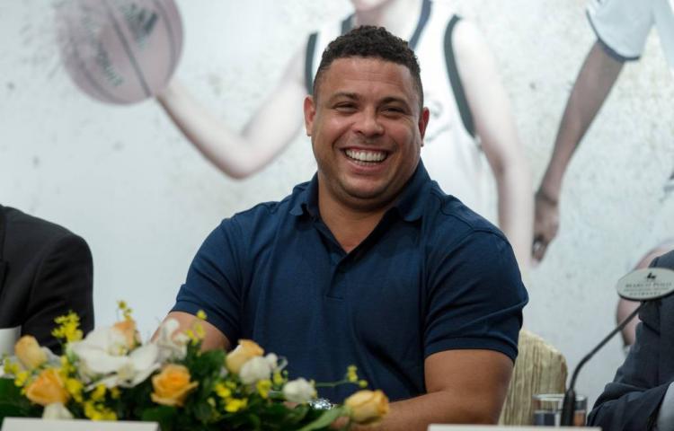 'Ronaldo in ziekenhuis met longontsteking'