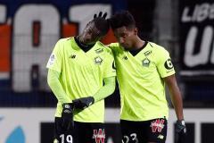 Lille verliest van Stade de Reims