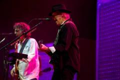 Neil Young boos om afspraken met festival