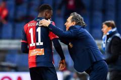 Prandelli start bij Genoa met gelijkspel